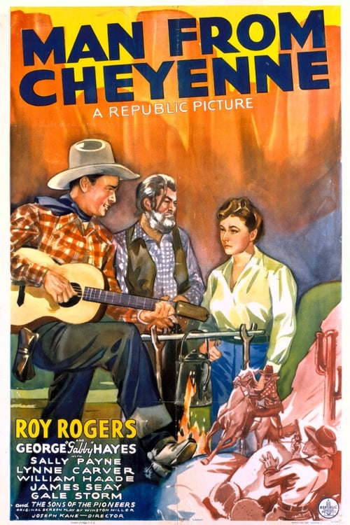 Man from Cheyenne (1942)