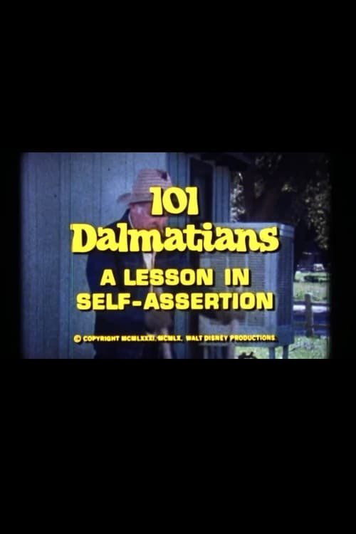 Película 101 Dalmatians: A Lesson in Self-Assertion Con Subtítulos