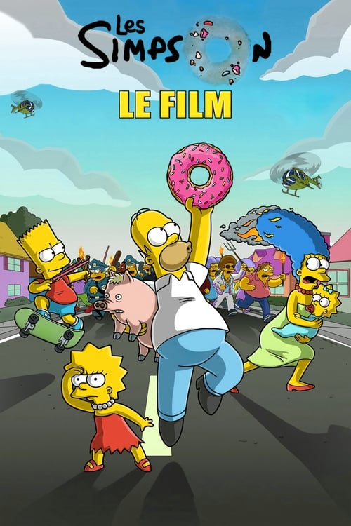 Regarder Les Simpson Le Film (2007) streaming Youtube HD