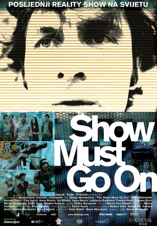 The Show Must Go On Stock Photo Alamy