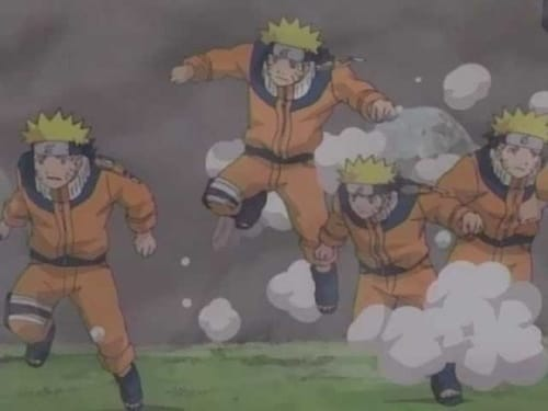 Naruto - Season 4 - Episode 208: The Weight of the Prized Artifact!
