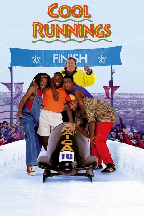 Cool Runnings Poster