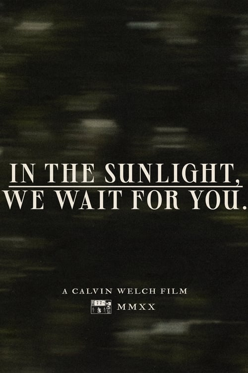 In The Sunlight, We Wait For You. Watch