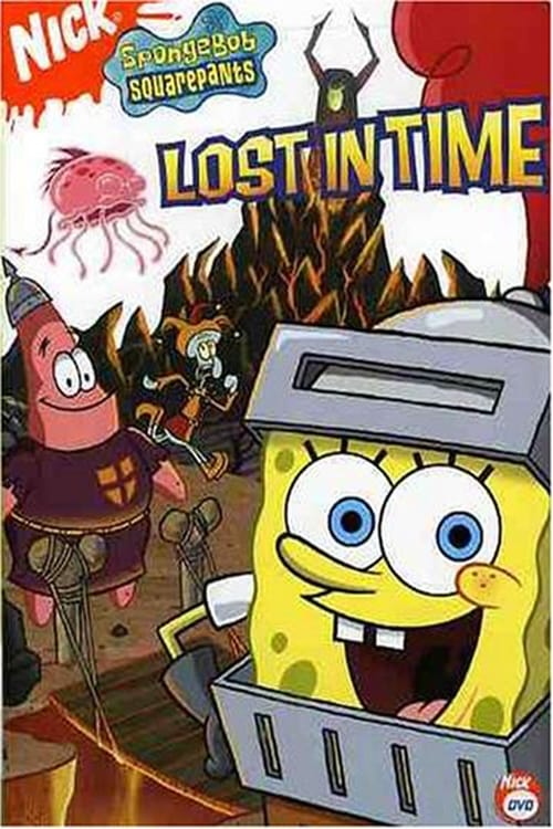 Largescale poster for Spongebob Squarepants: Lost in Time