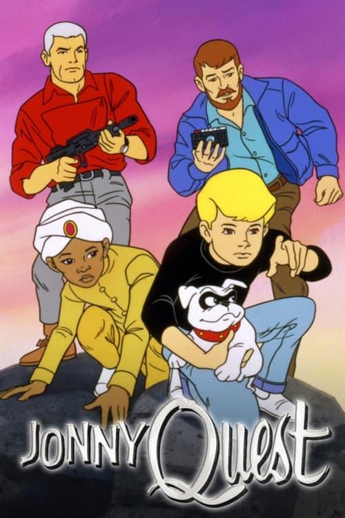 Jonny Quest-Azwaad Movie Database