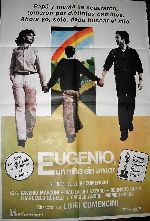 Película Eugenio, un niño sin amor Con Subtítulos