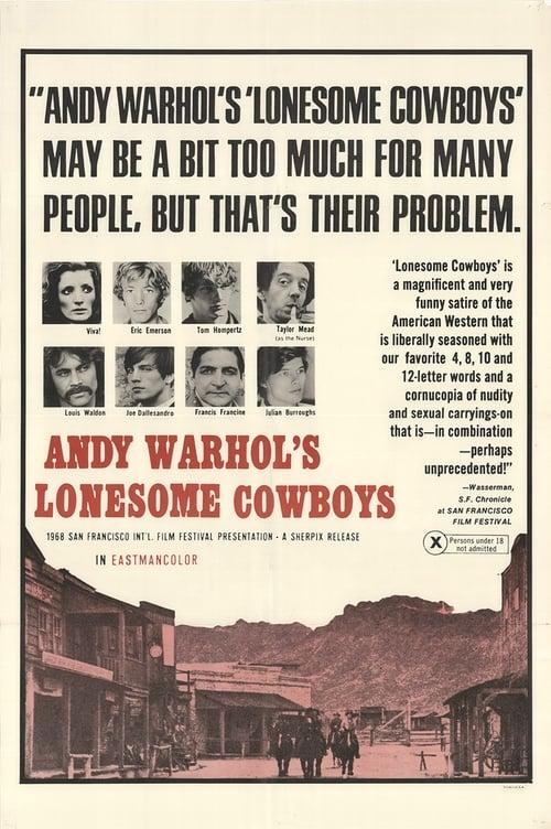 Lonesome Cowboys (1968)