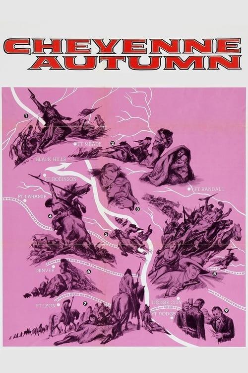 Cheyenne Autumn ( Baharda Hücum )