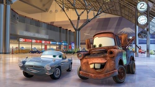 Cars 2 (2011) HD 1080P LATINO/INGLES