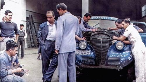 Fangio: człowiek, który poskromił maszyny
