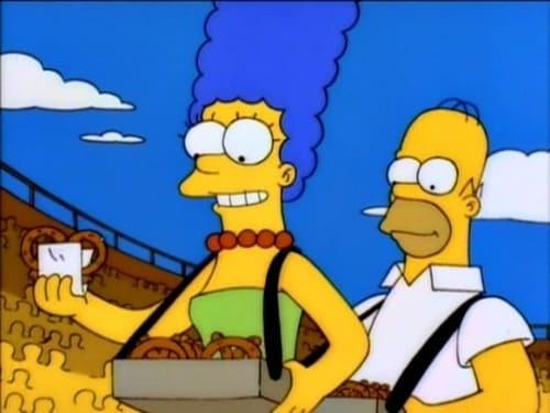 O Mundo de Negócios de Marge Simpson