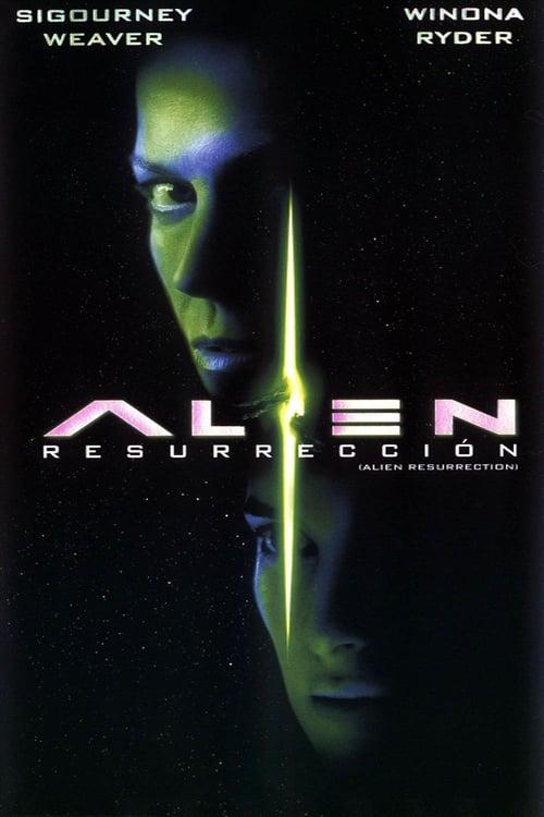 Mira La Película Alien: Resurrección En Buena Calidad Hd 1080p