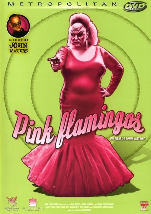 Regarder Pink Flamingos (1972) Streaming HD FR