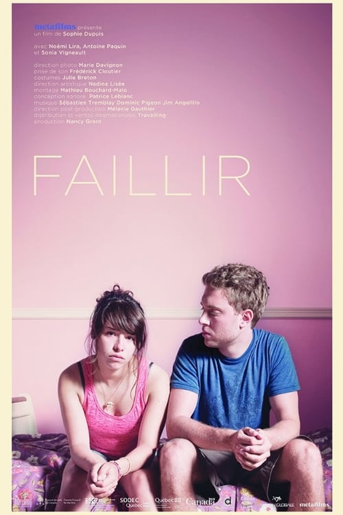 Largescale poster for Faillir