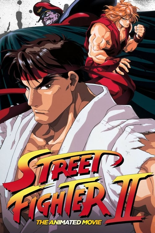 Street Fighter Ii The Animated Movie 1994 The Movie Database