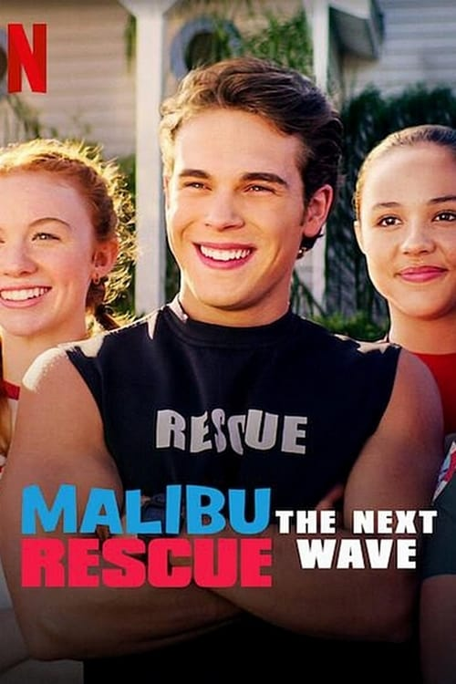 Malibu Rescue: The Next Wave Looking