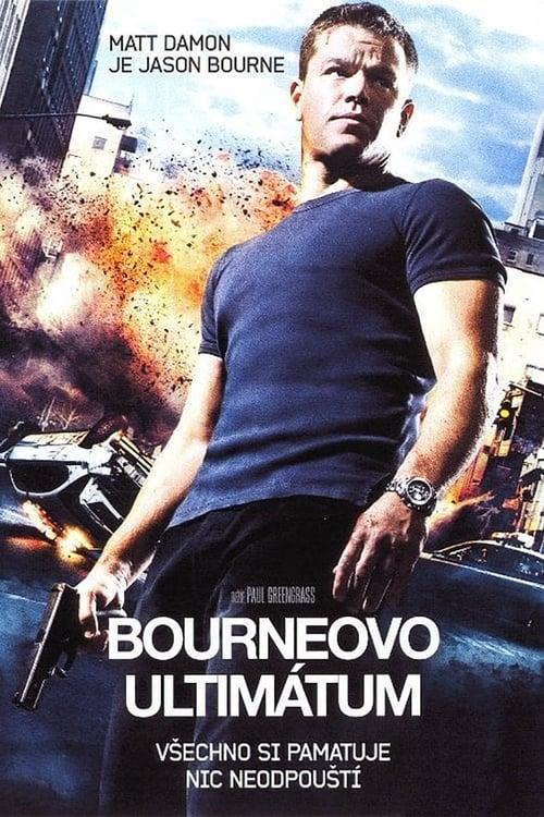 Sledujte Bourneovo ultimátum S Českými Titulky