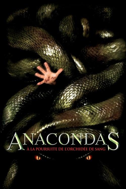 [720p] Anacondas: À la poursuite de l'orchidée de sang (2004) streaming Youtube HD