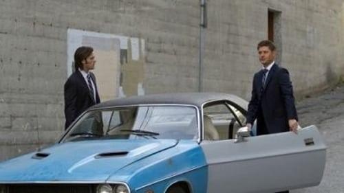 supernatural - Season 7 - Episode 7: The Mentalists