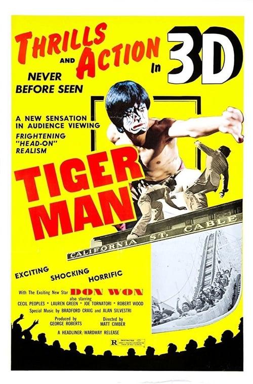 Descargar Tiger Man 1978 Película Completa En Español Latino Pelisplus Películas Online Gratis