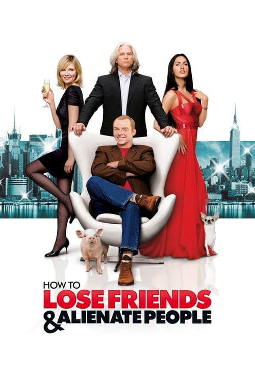 How to Lose Friends & Alienate People (2008)