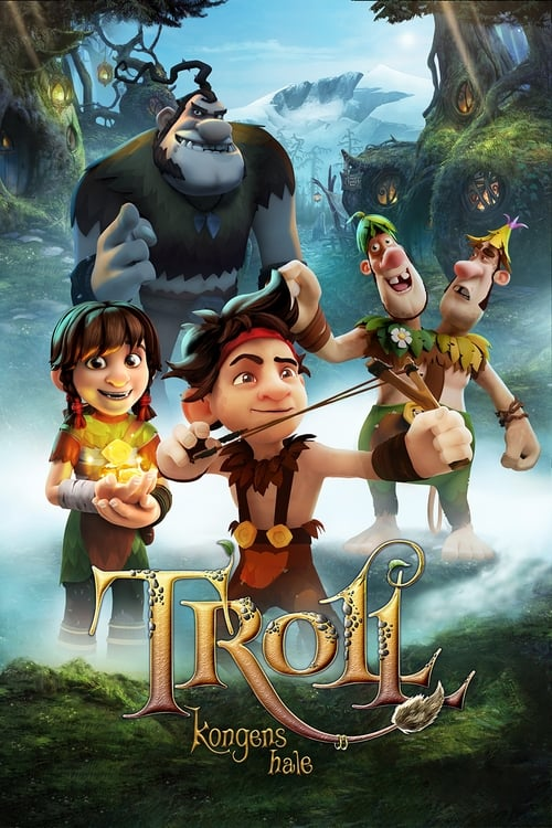 Película Troll: The Tale of a Tail En Español
