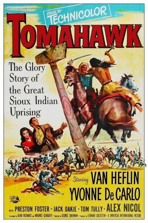 Tomahawk - Scure di guerra (1951)
