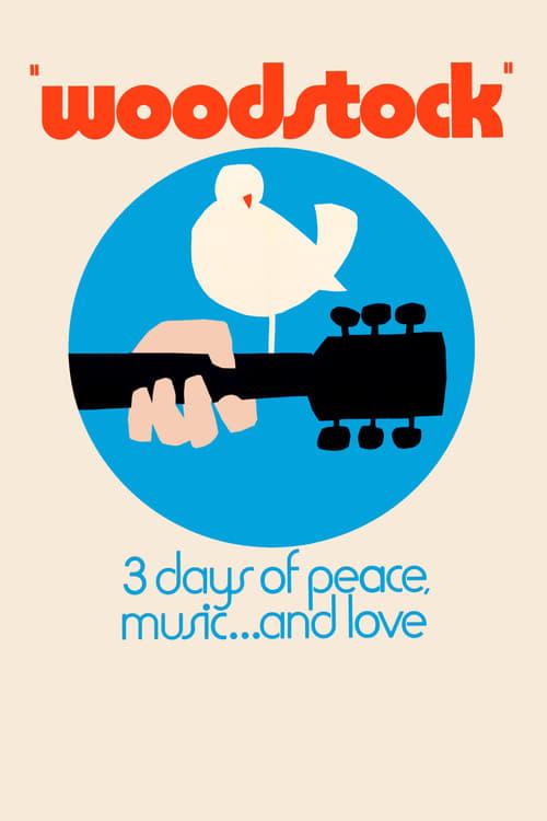 Watch Woodstock, 3 días de paz y música En Español