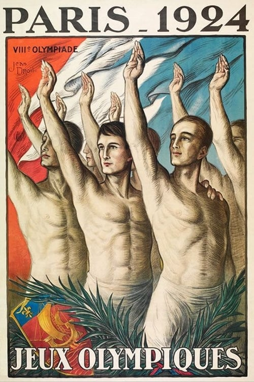 The Olympic Games as They Were Practiced in Ancient Greece (1924) Poster