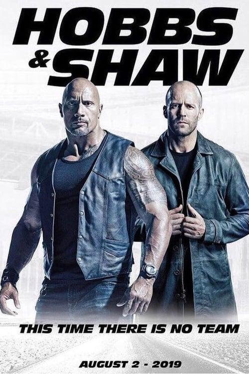 Hasil gambar untuk fast and Furious Presents: Hobbs and Shaw (2019) poster