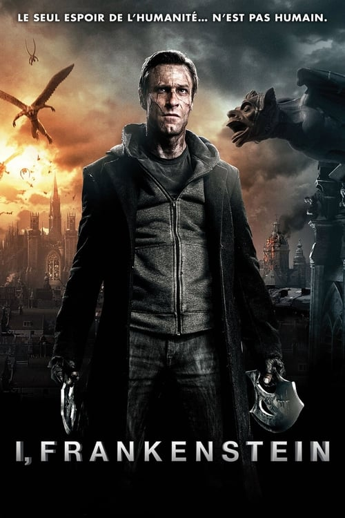 ★ I, Frankenstein (2014) ▼