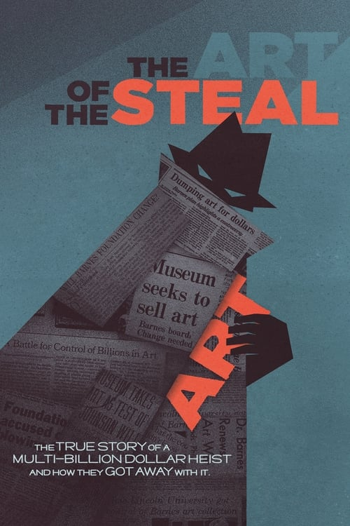 Largescale poster for The Art of the Steal