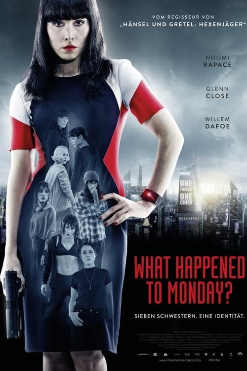 Poster von What Happened to Monday?
