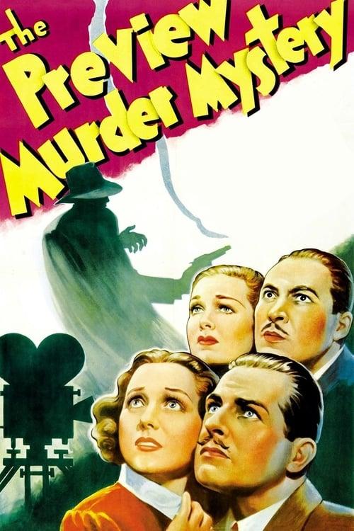 Película The Preview Murder Mystery En Buena Calidad
