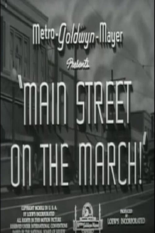 Main Street on the March! (1941)