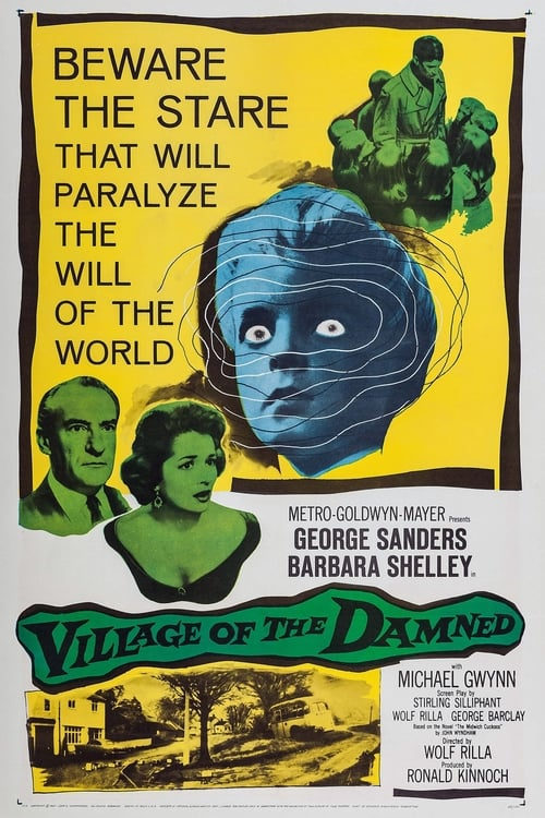 Watch Village of the Damned (1960) Movie Free Online