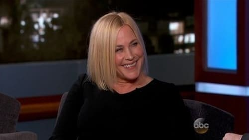 Jimmy Kimmel Live!: Season 13 – Episod Jessica Chastain, Patricia Arquette, Childish Gambino