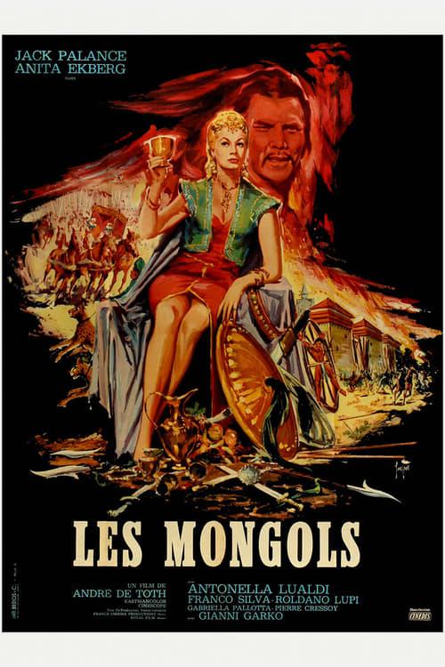 Película Los Mongoles Doblado Completo