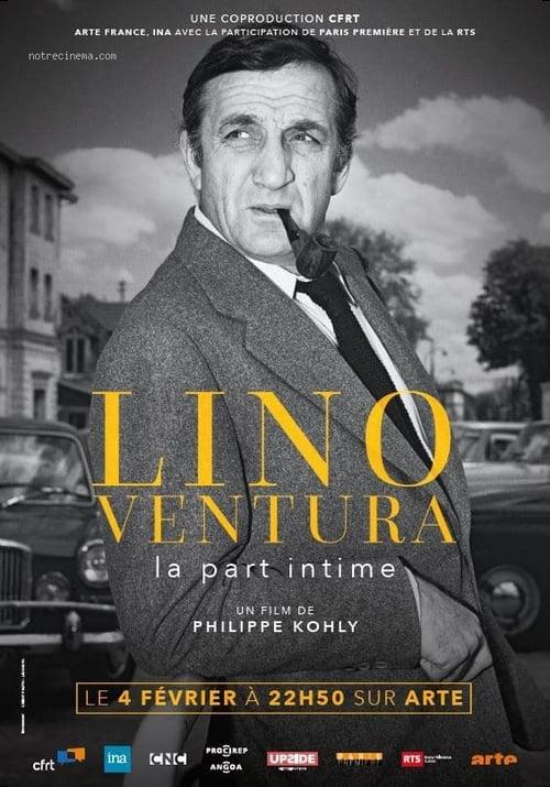 Filme Lino Ventura, la part intime Com Legendas