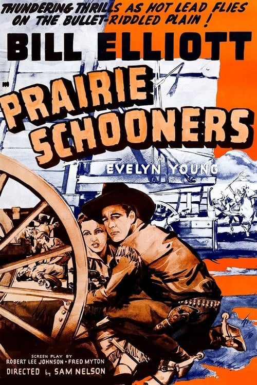 Película Prairie Schooners Gratis En Línea