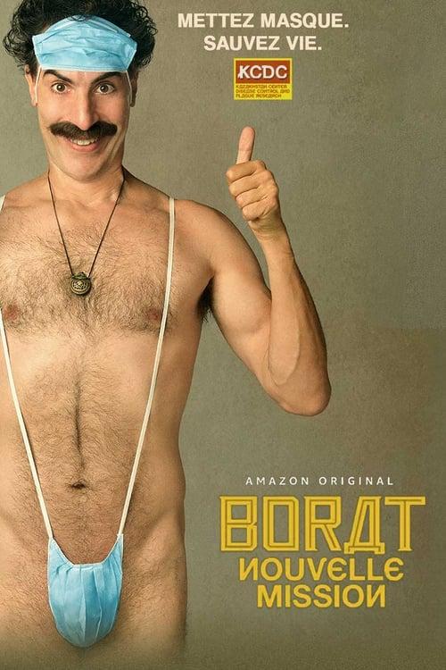Borat : Nouvelle Mission Filmée (2020)
