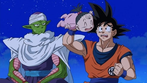 Dragon Ball Super: Season 1 – Episod Goku's Energy Is Out of Control?! The Struggle to Look After Pan
