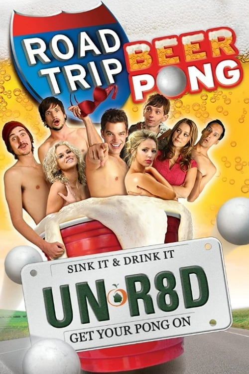 Road Trip - Beer Pong - Poster