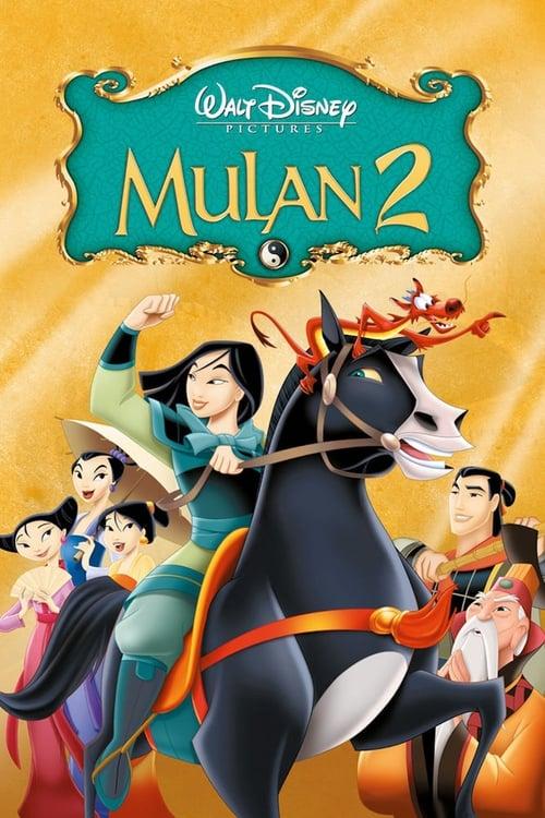 Assistir Mulan 2: A Lenda Continua - HD 720p Dublado Online Grátis HD