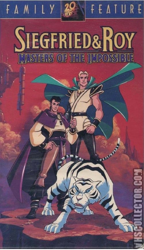 Siegfried and Roy: Masters of the Impossible (1996)