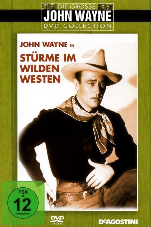 Stürme im Wilden Westen - Poster