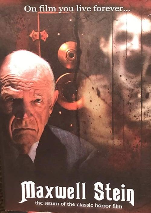 Maxwell Stein poster