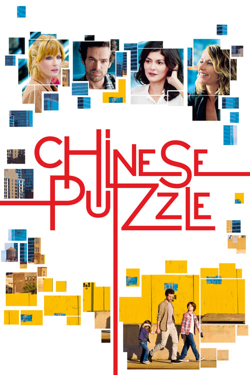 The poster of Chinese Puzzle