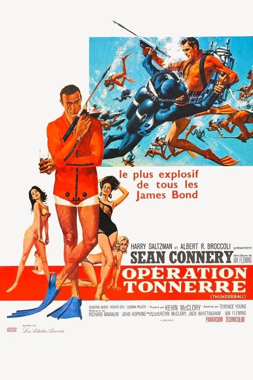 ★ Opération Tonnerre (1965) streaming Amazon Prime Video