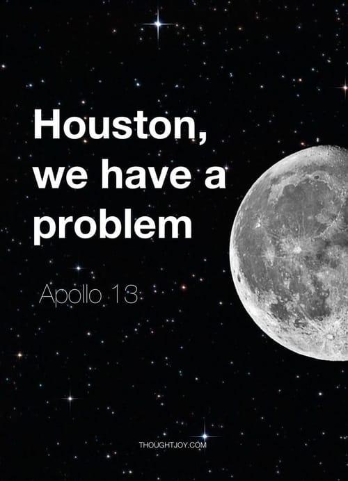 فيلم Houston, We've Got a Problem على الانترنت